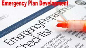 Embergency Plan Development